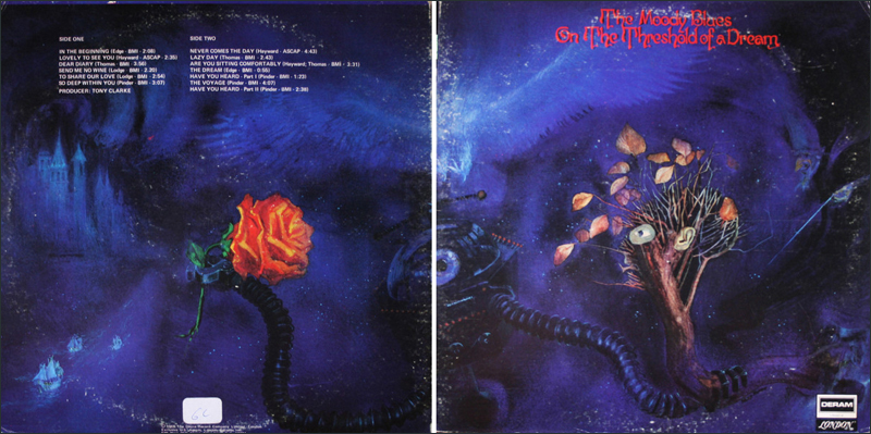 Seasons In Your Mind: The Moody Blues