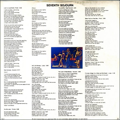 The Moody Blues You Can Never Go Home Lyrics