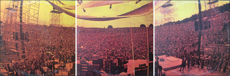 Seasons In Your Mind: Woodstock Music & Art Fair