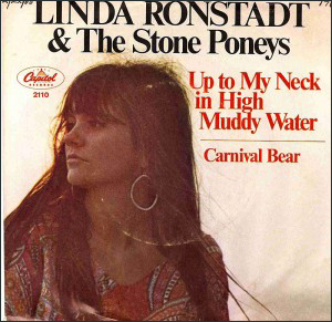 The Stone Poneys (feat Linda Ronstadt) - Different Drum ...   Linda Ronstadt Stone Poneys Poster